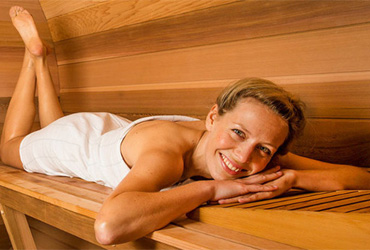 In sauna incinsa